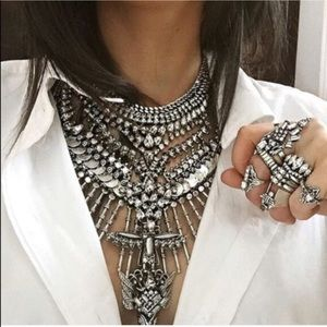 GORGEOUS Boho Statement Necklace Dylanlex Inspired